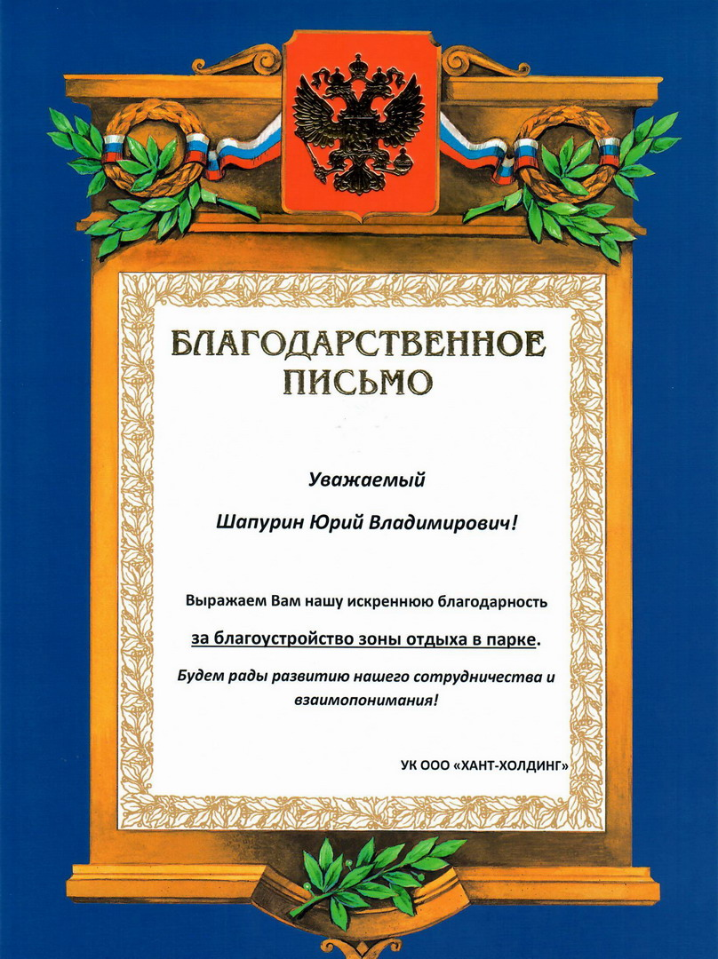 Шапурин Юрий Владимирович
